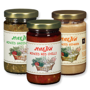 Minced Spices & Curry Pastes